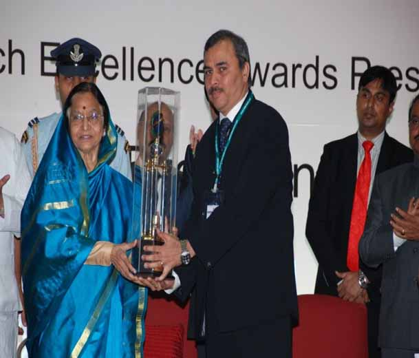 India-Tech Excellence Award-2010 function